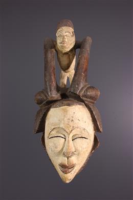 Gabon Lumbu masker