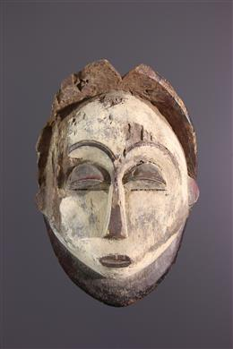 Tsogho voorouder masker, Vuvi