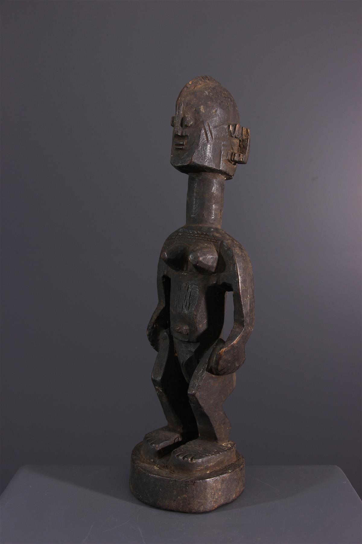 Bambara standbeeld - Afrikaanse kunst