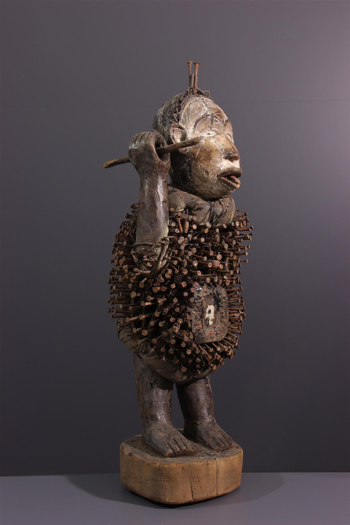 Kongo Fetish - Afrikaanse kunst