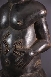 Statues africainesStandbeeld Baoulé