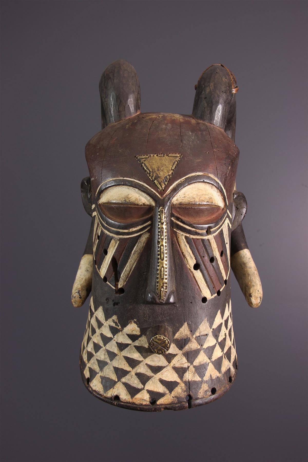 Masque Cuba - Afrikaanse kunst