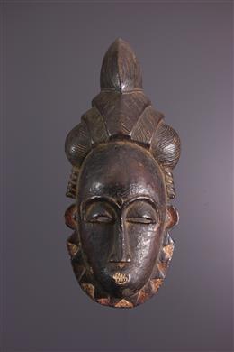 Afrikaanse kunst - Baulé / Yaoure masker