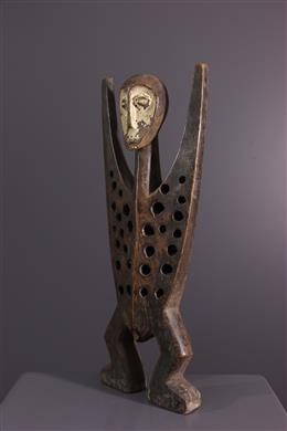 Afrikaanse kunst - Kasangala League/Katanda beeldjes
