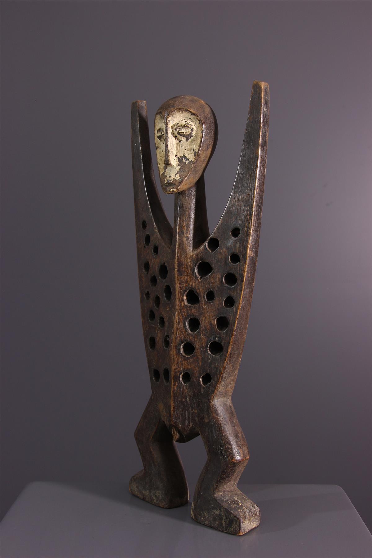 League standbeelden - Afrikaanse kunst