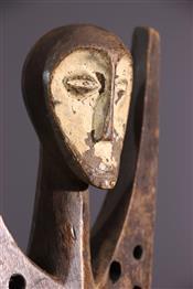 Statues africainesLeague standbeelden
