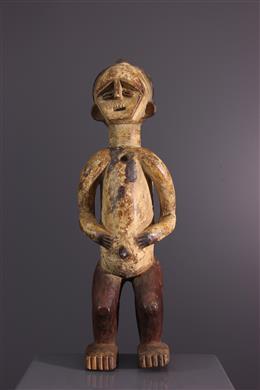 Relikwie standbeeld Mbete, Ambete