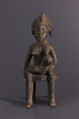 Afrikaanse kunst - Senoufo du Poro Kraamkliniek