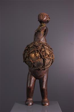 Vruchtbaarheid figuur Sukuma/Nyamwezi