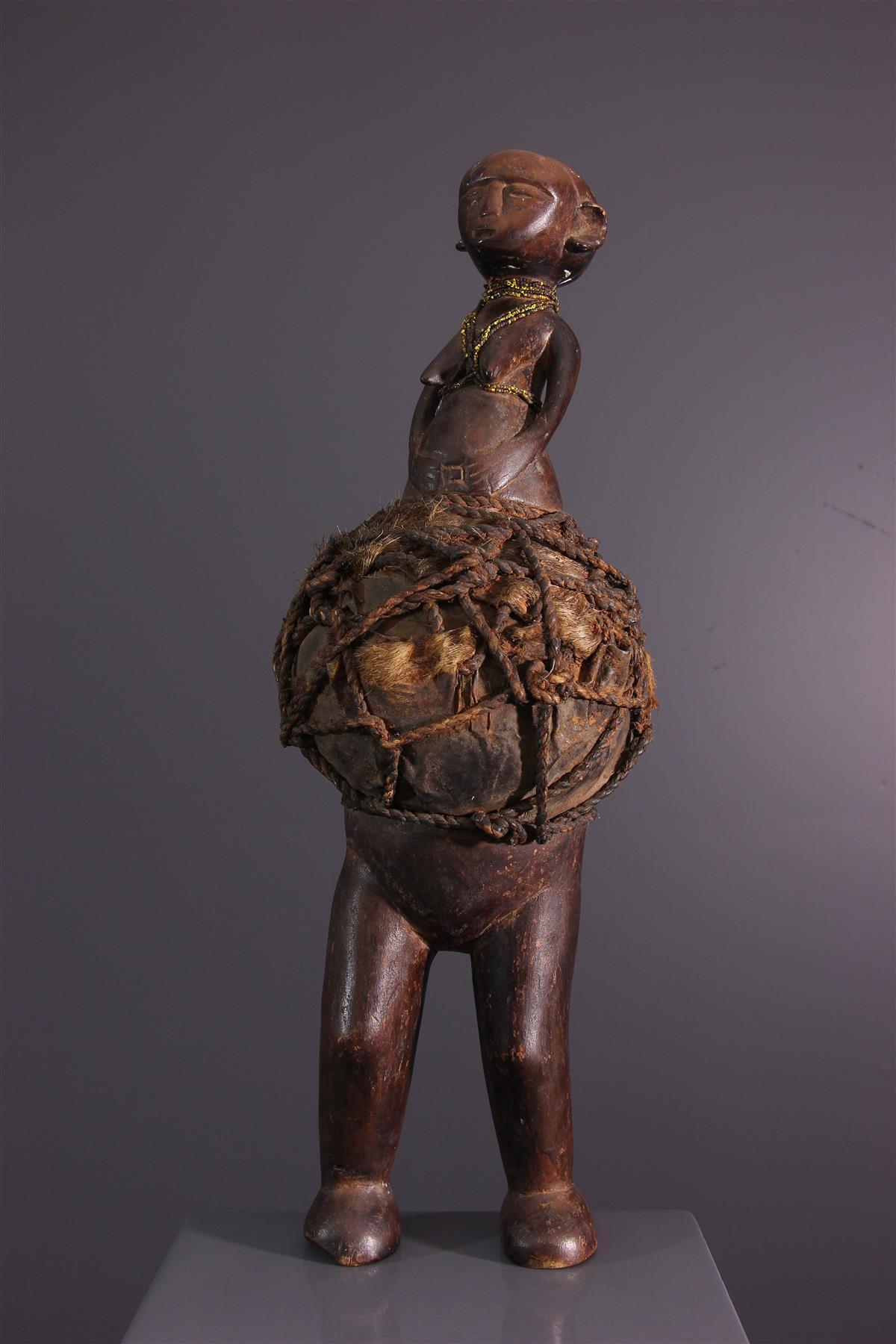 Standbeeld Sukuma - Afrikaanse kunst