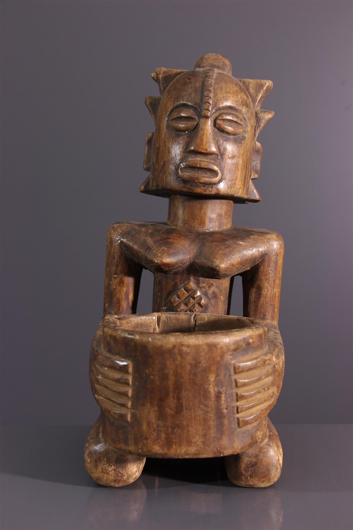 Standbeeld Luba - Afrikaanse kunst