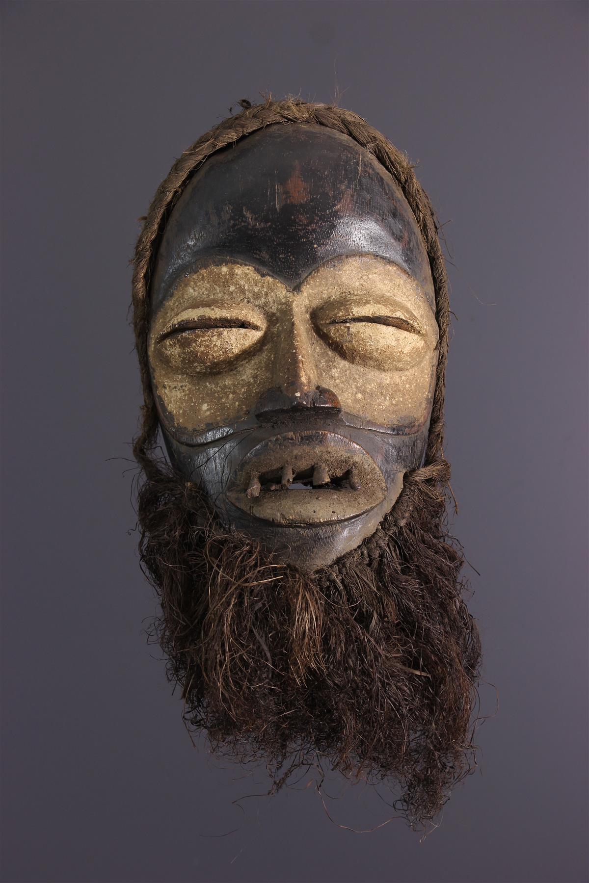 Wobe masker - Afrikaanse kunst
