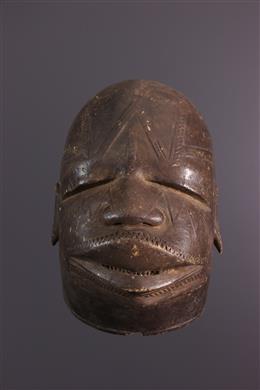 Tanzaniaanse Makonde Lipoko Masker