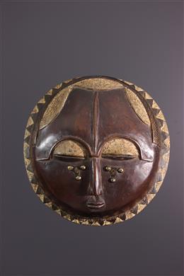 Baoulé/Yohouré Maanmasker