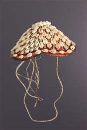 chapeaux, coiffesKuba hoofdtooi