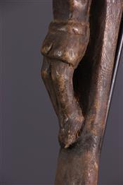 Objets usuelsKruisbeeld Kongo