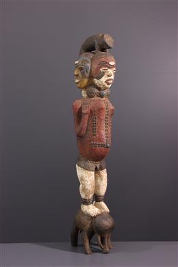 Kuyu Totem Figuur