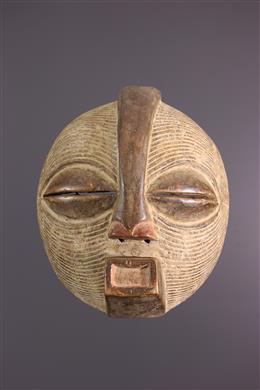Afrikaanse kunst - Luba Kifwebe Masker