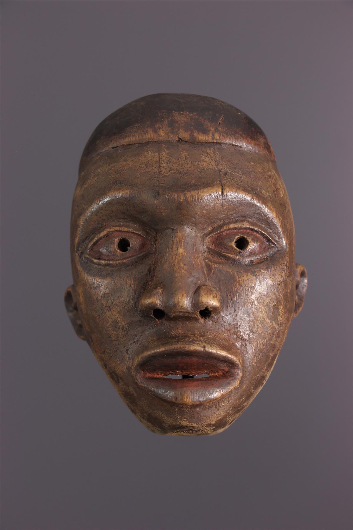 Kongo Masker - Afrikaanse kunst