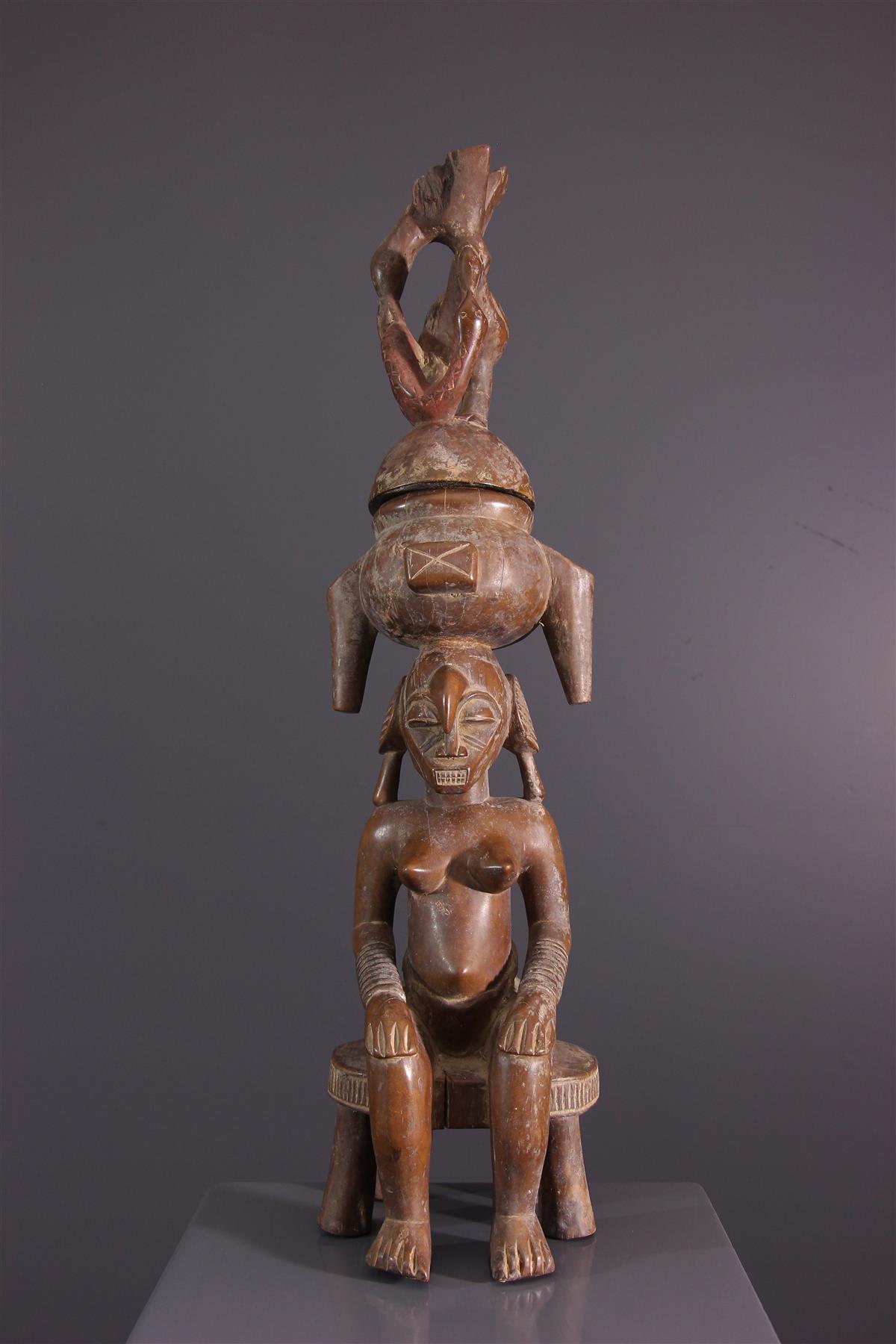 Beeld Senoufo - Afrikaanse kunst