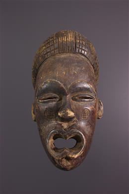 Chokwe / Lwena Masker
