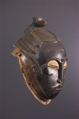 Baule Ndoma Helmmasker