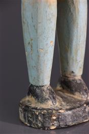 Statues africainesBeeld Colon