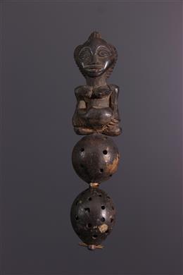 Afrikaanse kunst - Grelot Hemba / Luba