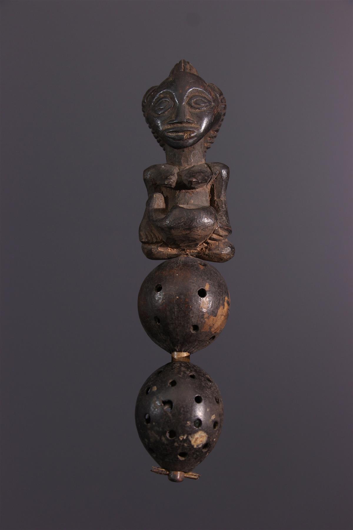 Grelot Hemba - Afrikaanse kunst