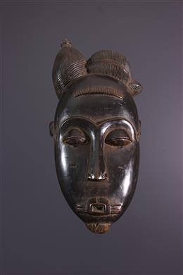 Afrikaanse kunst - Baule Ndoma Masker