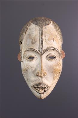 Afrikaanse kunst - Okua Idoma Gezichtsmasker