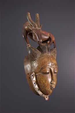 Yaure, Yohoure masker