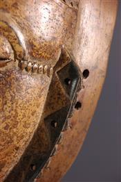 Masque africainYaure masker