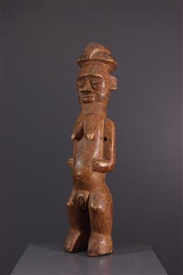 Vruchtbaarheidsfetisj Yiteke Yaka/ Suku