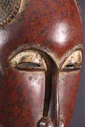 Masque africainYaure Yohoure masker Ivoorkust