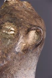 Statues africainesZimba hoofd