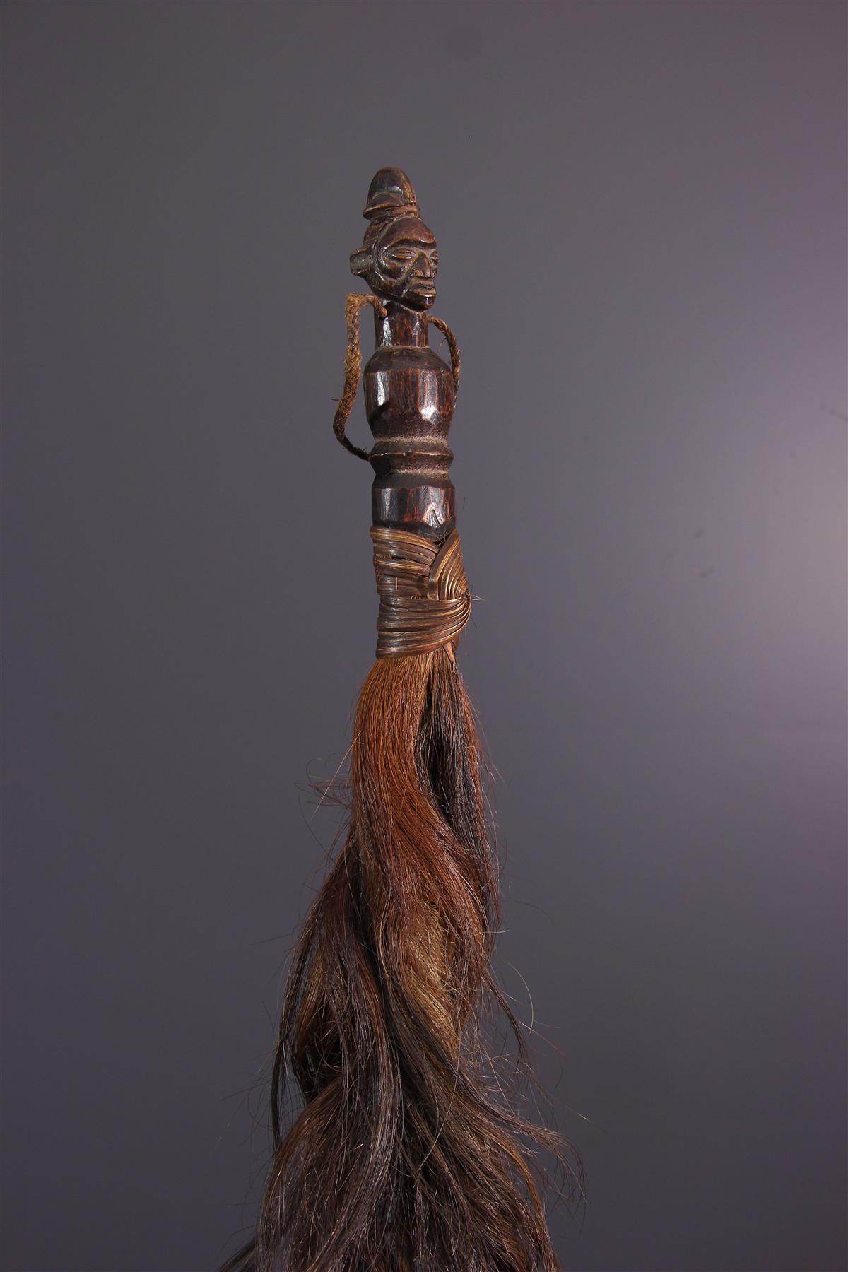 Yaka Vliegjacht - Afrikaanse kunst