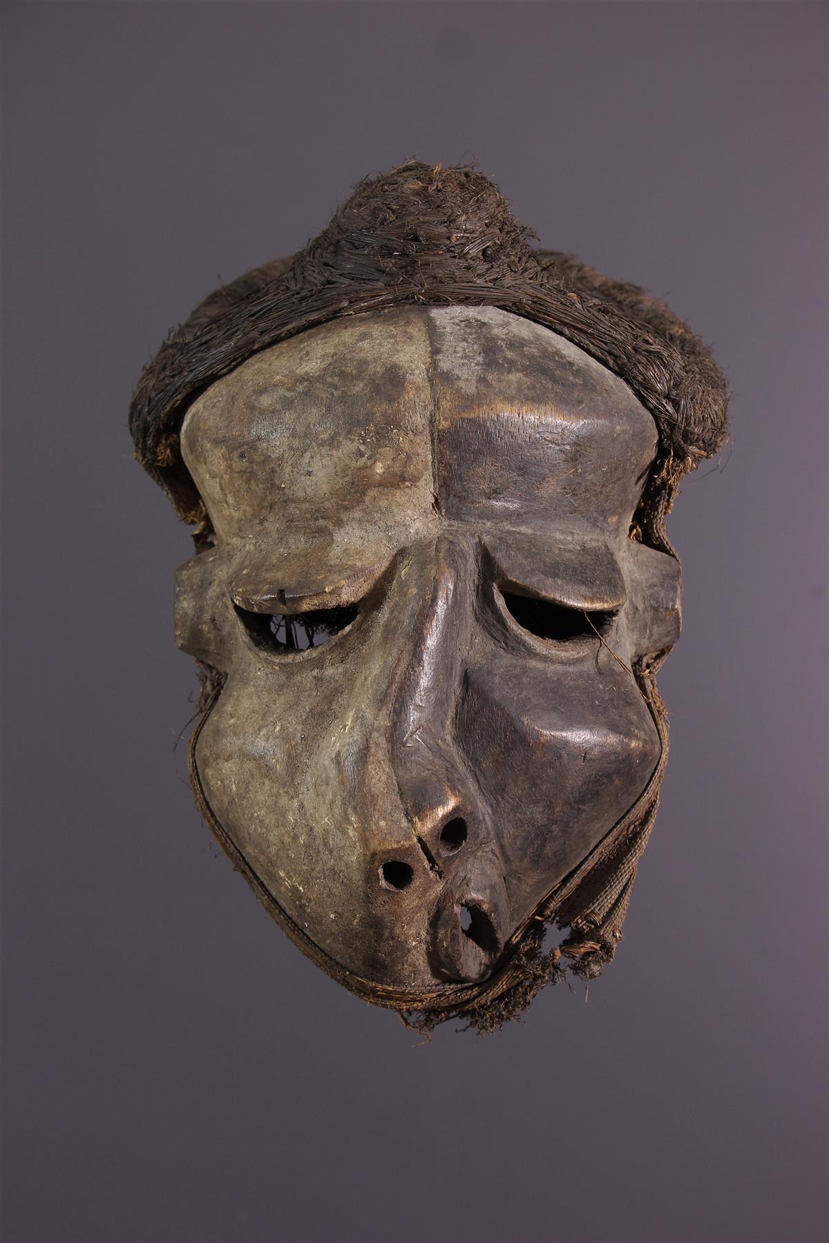 Pendemasker - Afrikaanse kunst