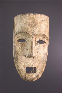 Groot Kumu masker, Komo, Nsembu
