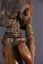 Statues africainesBeeldje Fang