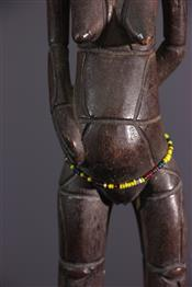 Statues africainesBeeldje Mangbetu