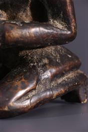 Statues africainesBeeldje Luba