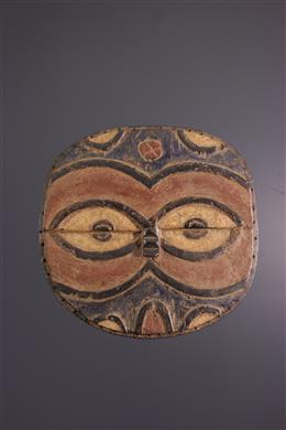 Afrikaanse kunst - Teke Masker - Tsaayi Kidumu