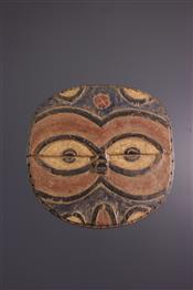 Masque africainTeke Masker