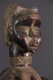 Statues africainesBeeld Dan