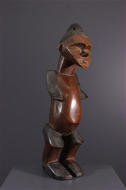 Afrikaanse kunst - Suku/Yaka standbeeld
