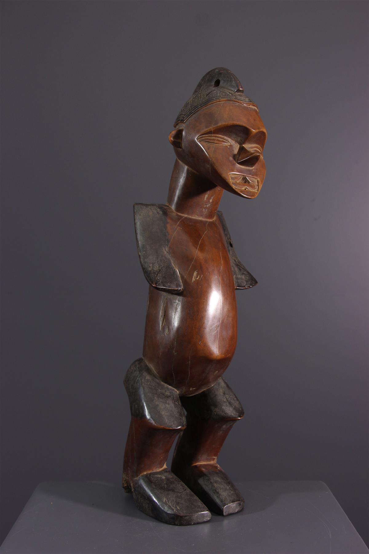 Suku standbeeld - Afrikaanse kunst