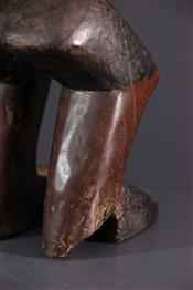 Statues africainesSuku standbeeld
