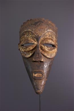 Afrikaanse kunst - Mbagani Masker, Babindi