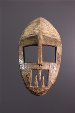 Afrikaanse kunst - Masque Kumu, Komo
